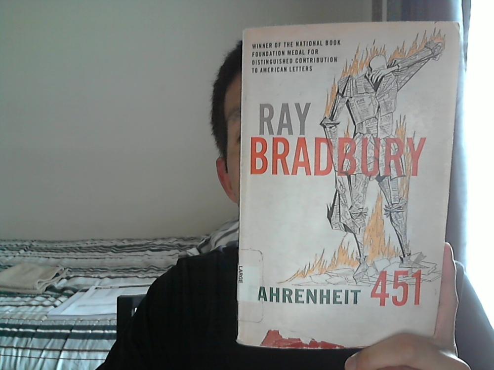 My Next Read: Fahrenheit 451