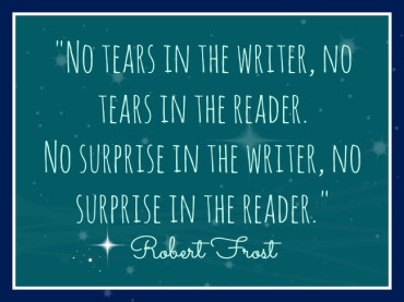Robert Frost Emotion Quote