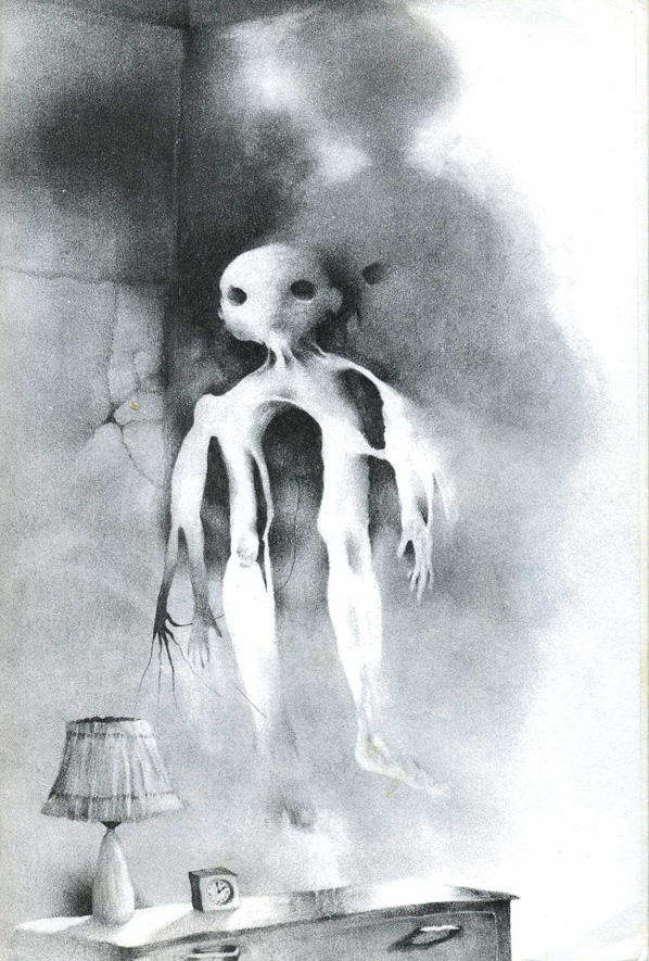 Scary Stories Child Ghost