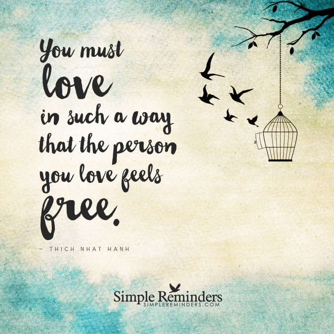 You Must Love Quote