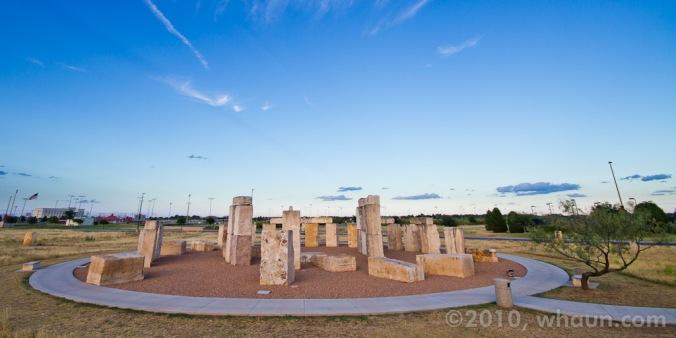 Odessa Stonehedge