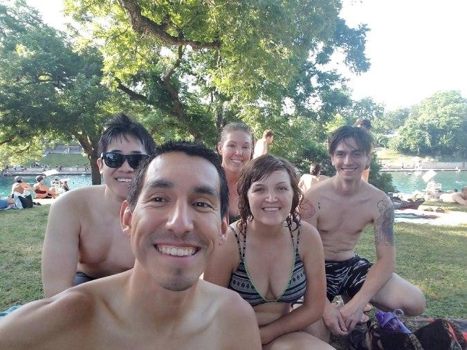Barton Springs Trip